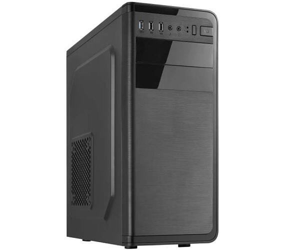 HAL3000 Enterprice 2200G / AMD Ryzen 3 2200G/ 4GB/ 240GB SSD/ DVD/ bez OS (PCHS2292)