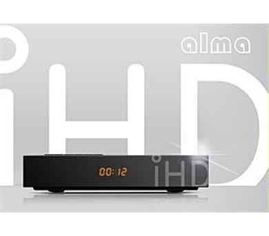 Alma DVB-T2 přijímač iHD + DOPRAVA ZDARMA