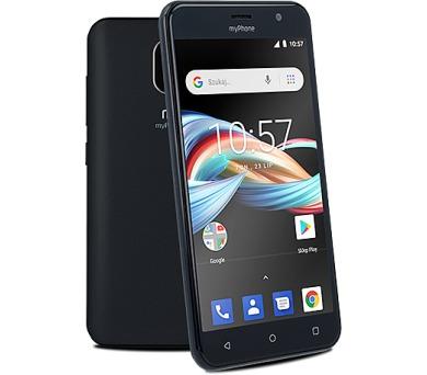 myPhone Fun 6 Lite černý