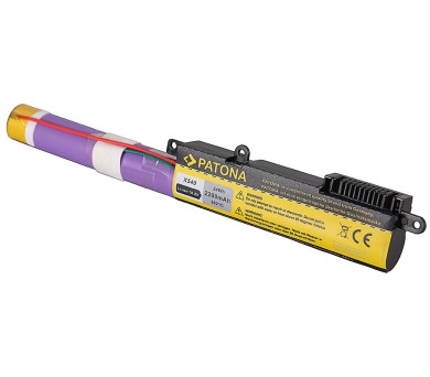 PATONA baterie pro ntb ASUS X540 2200mAh Li-lon 10,8V A31N1519 (PT2821) + DOPRAVA ZDARMA