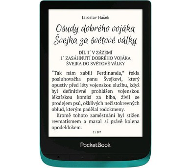E-book POCKETBOOK 627 Touch Lux 4