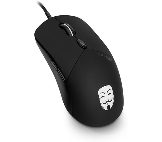 CONNECT IT ANONYMOUSE optická herní myš
