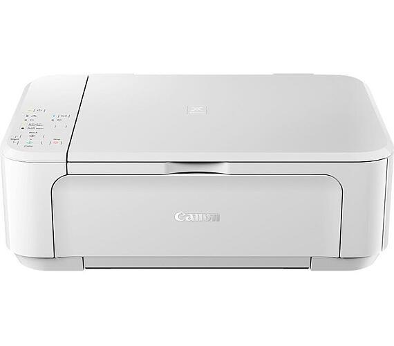 Canon PIXMA MG3650S - PSC/Wi-Fi/AP/Duplex/4800x1200/USB white (0515C109) + DOPRAVA ZDARMA