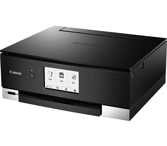Canon PIXMA TS8250 - PSC/Wi-Fi/WiFi-Direct/BT/Duplex/PictBridge/PotiskCD/4800x1200/USB black (2987C006)