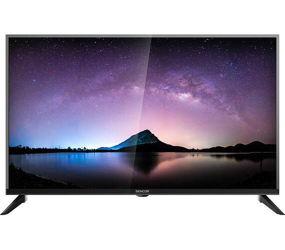 Sencor SLE 3260TCS H.265 (HEVC) + DVB-T2 OVĚŘENO