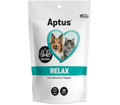 Aptus Relax vet 30chews Orion Pharma Animal Health