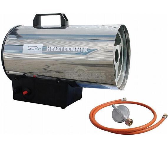 Horkovzdušná plynová turbína GGH 10 INOX GÜDE