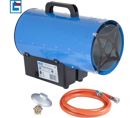 Horkovzdušná plynová turbína GGH 10 L GÜDE