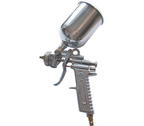 Stříkací pistole s vrchní nádobkou GÜDE