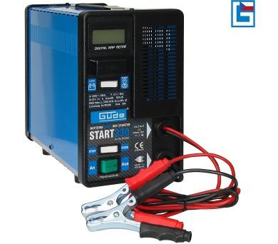 Nabíječka baterií START 230 GÜDE