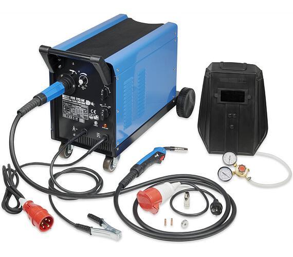 Svářečka MIG 192/6 K pro svařování v ochranné atmosféře GÜDE