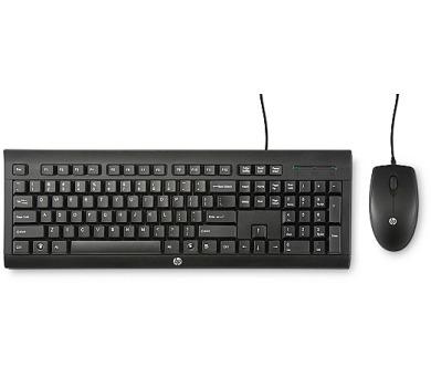 HP C2500 klávesnice + myš - italská (H3C53AA#ABZ)