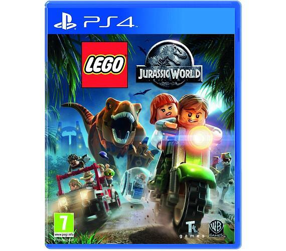 Hra pro PS4 Warner Bros. Lego Jurassic World