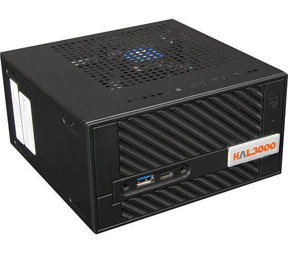 HAL3000 DeskMini 5400 / Intel G5400T/ 4GB/ 120GB SSD/ W10 (PCHS2290)