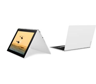 """Lenovo Yoga Book 10""""FHD/Z8550/4G/128/WIN 10 pro Bílý (ZA150184CZ) + DOPRAVA ZDARMA"""