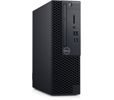 Dell PC Optiplex 3060 SF i3-8100/8GB/256GB SSD/HDMI/DP/DVD/W10P/3RNBD / 3060-3246 (Spec1-3060SF-001)