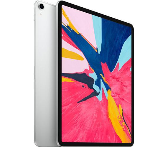 12.9'' iPad Pro Wi-Fi + Cell 512GB - Silver (MTJJ2FD/A)