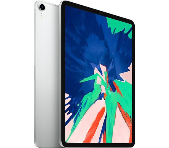 11'' iPad Pro Wi-Fi + Cell 512GB - Silver (MU1M2FD/A)