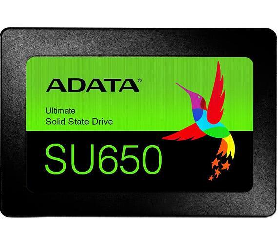 "ADATA SSD SU650 960GB 2,5"" 520/450MB/s (ASU650SS-960GT-R)"