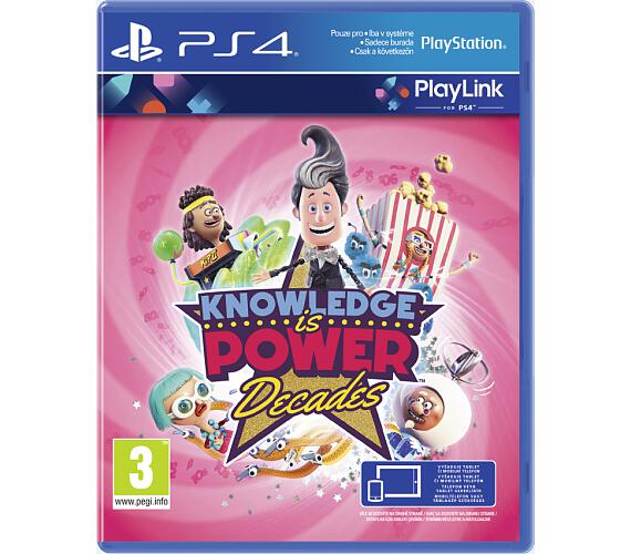 PS4 - Knowledge is Power Decades (PS4)/EAS 14.11. (PS719770817)