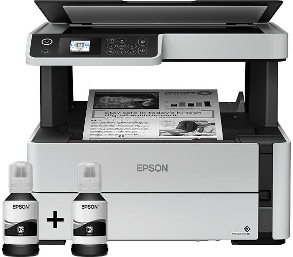 Epson EcoTank M2140 + 3 roky záruka + DOPRAVA ZDARMA