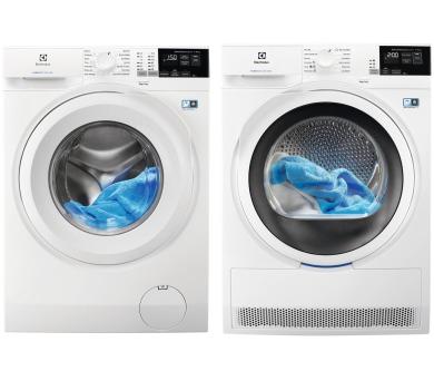 Electrolux EW 6F428WUC + Sušička prádla Electrolux EW8H457WC + DOPRAVA ZDARMA