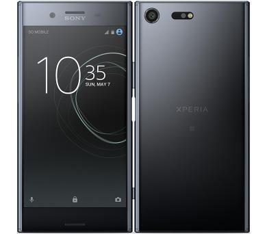 Mobilní telefon Sony Xperia XZ Premium Single Sim (G8141) - černý + DOPRAVA ZDARMA