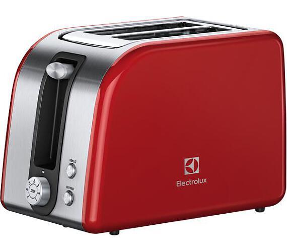 Electrolux EAT7700 červený + DOPRAVA ZDARMA
