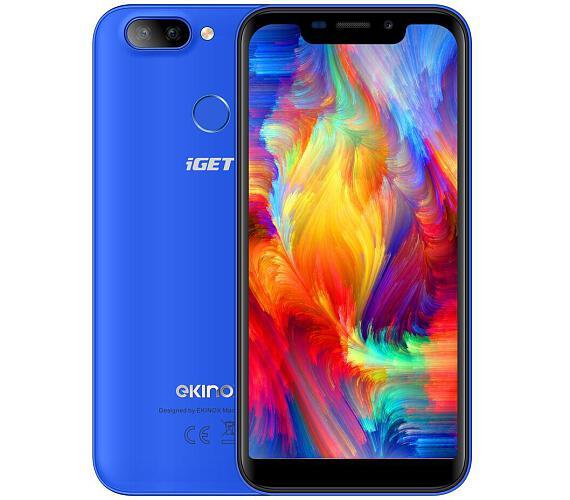 iGET Ekinox K5 Blue