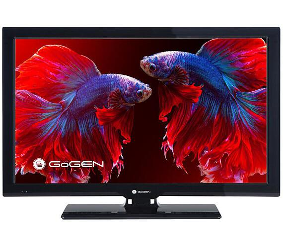 GoGEN TVF 22P202T + DVB-T2 OVĚŘENO + DOPRAVA ZDARMA