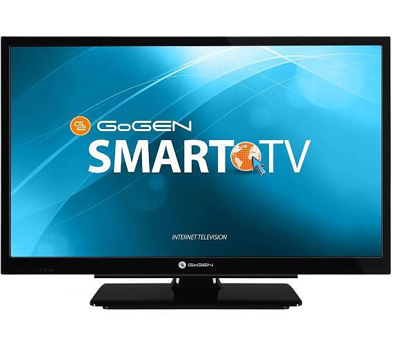 GoGEN TVF 22R302 STWEB + DVB-T2 OVĚŘENO
