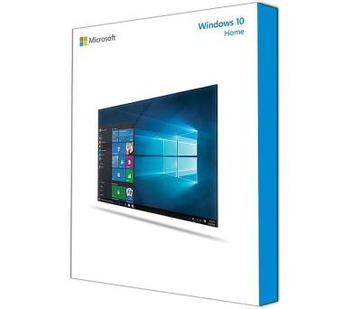 OEM Windows Home 10 64Bit CZ 1pk DVD 2 ks + filtrační konvice (KW9-00150)