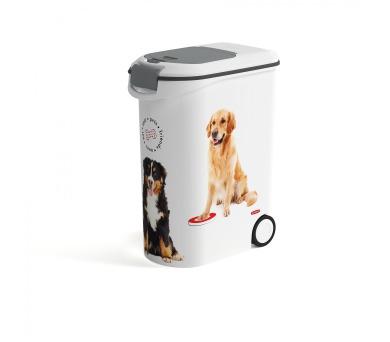 Kontejner na krmivo psi 20kg/54L CURVER