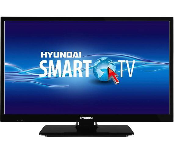 Hyundai FLR 22TS200 SMART + DVB-T2 OVĚŘENO + DOPRAVA ZDARMA