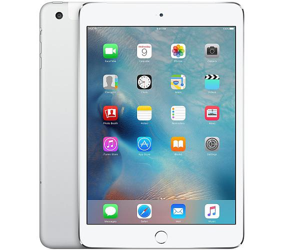 Apple iPad mini 4 Wi-Fi Cell 128GB Silver (MK772FD/A)