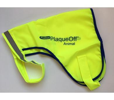 PlaqueOff reflexní vesta pro psy