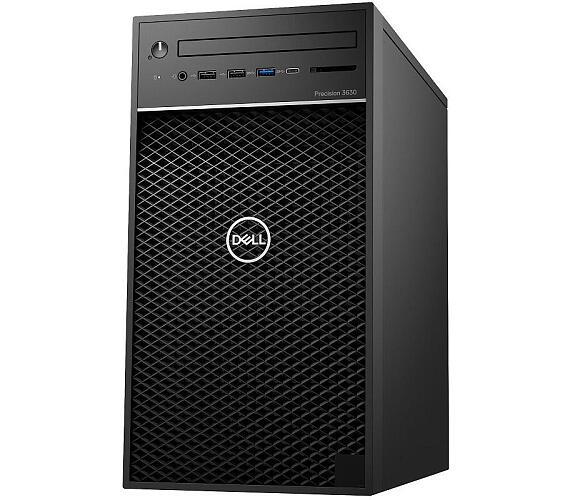 Dell Precision T3630/E-2146G/16GB/256GB SSD/1TB/5GB Quadro P2000/Win 10 Pro/3Y PS NBD (593JH)