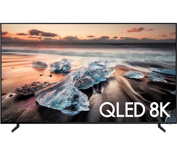 Samsung QE75Q900R + DVB-T2 OVĚŘENO + DOPRAVA ZDARMA