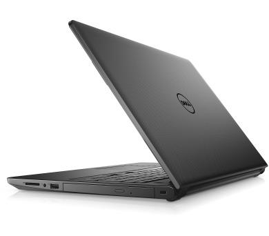 Dell Inspiron 3576 15 HD i3-7020U/4GB/1TB/520-2GB/MCR/HDMI/DVD/W10/2RNBD/Černý (N-3576-N2-317K)