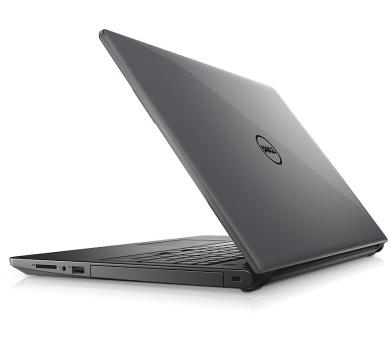 Dell Inspiron 3576 15 HD i3-7020U/4GB/1TB/520-2GB/MCR/HDMI/DVD/W10/2RNBD/Šedý (N-3576-N2-317S)