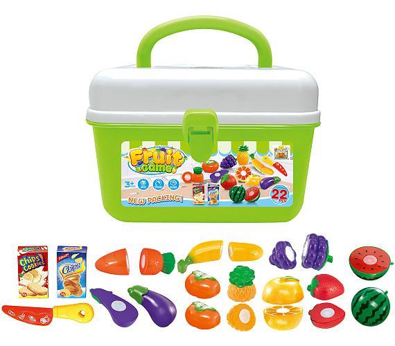 G21 Ovoce a zelenina v kufříku