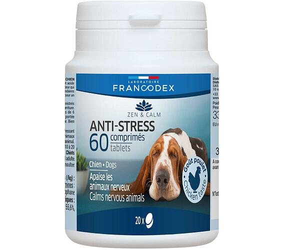 FRANCODEX Anti-stress pes