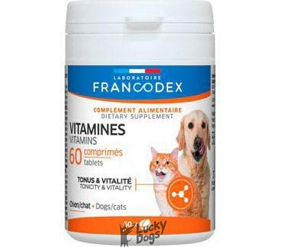 FRANCODEX Vitamins pes