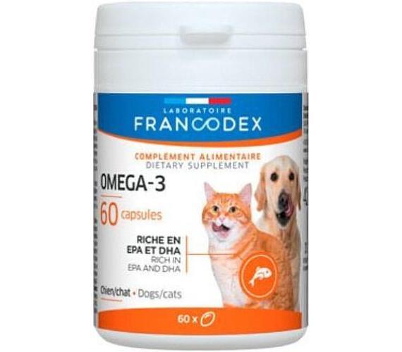 FRANCODEX Omega 3 Capsules pes