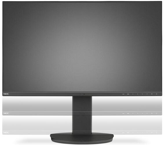 "NEC 27"" EA271Q PLS/W-LED/2560x1440/6ms/350cd/DVI/DPin+out/HDMI/USB/Repro/černý (60004303)"