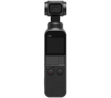 DJI OSMO Pocket - kapesní stabilizátor s vestavěnou kamerou (DJI0640)