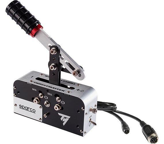 Thrustmaster Sekvenční řadící páka a ruční brzda TSSH Sparco pro PC/PS3/PS4/Xbox One (4060107) + DOPRAVA ZDARMA