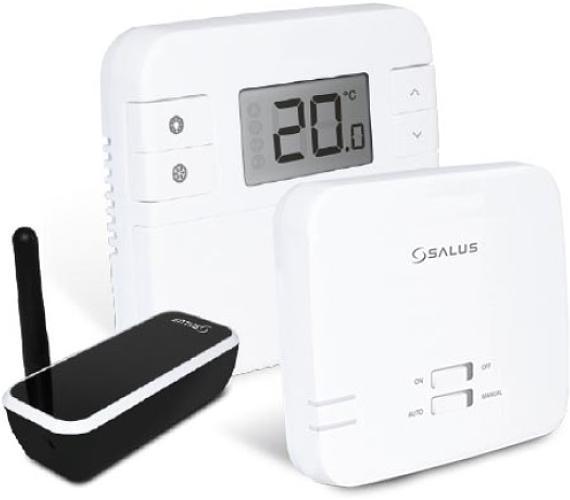 Termostat internetový bezdrátový SALUS RT310i + DOPRAVA ZDARMA