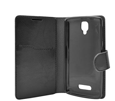 Lenovo A1000 Flip Case Black