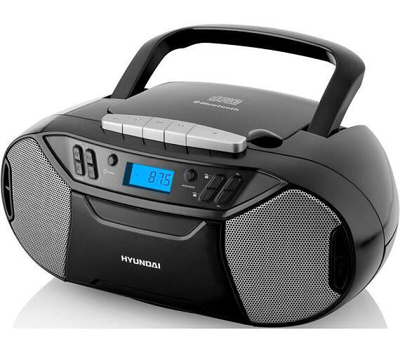 Hyundai TRC 333 AU3 BT B s CD/MP3/USB